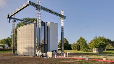 V Belgii byl pomocí 3D tisku vytištěn první dvoupatrový dům