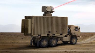 General Atomics a Boeing spolupracují na vývoji vysokoenergetické laserové zbraně
