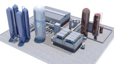 Britské úložiště CRYOBattery bude skladovat energii v podobě kapalného vzduchu