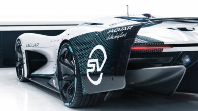 Jaguar představil elektrické hyperauto. Zatím pouze ve hře