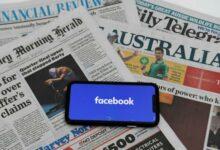 Facebook v Austrálii blokuje zpravodajství
