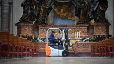 Důraz na zelenou logistiku se týká i vysokozdvižných vozíků. Prim hraje elektřina