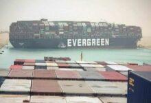 Odškodnění za zablokování Suezského kanálu