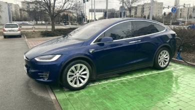Oblíbené SUV Tesla Model X je nyní dostupné i ve verzi Plaid