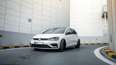 Cestování po Evropě s elektromobilem: test VW e-Golf