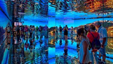 EXPO 2020 se nyní koná v Dubaji